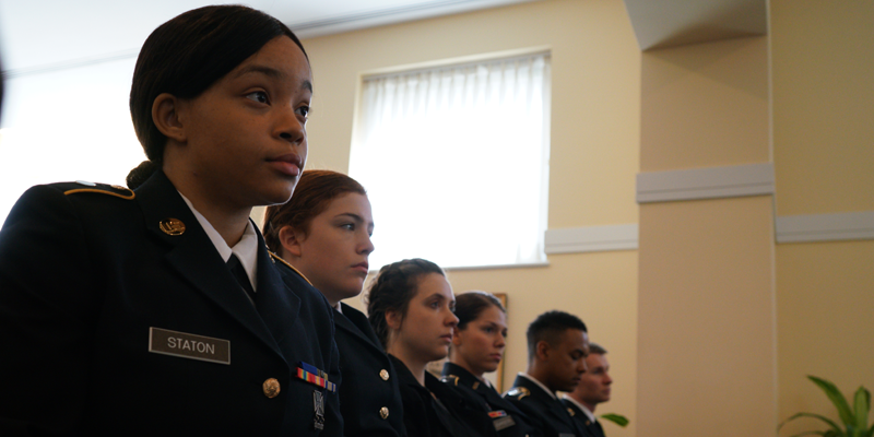Change transforming the U S  military – Student Opportunities
