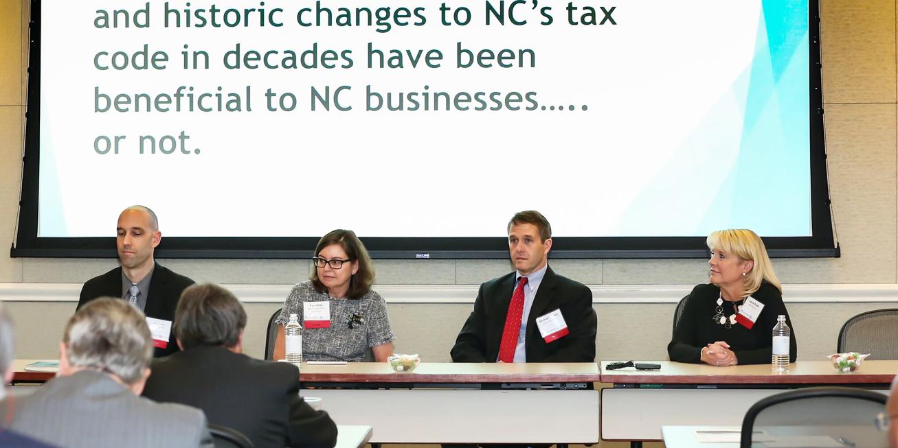 NC Tax Reform