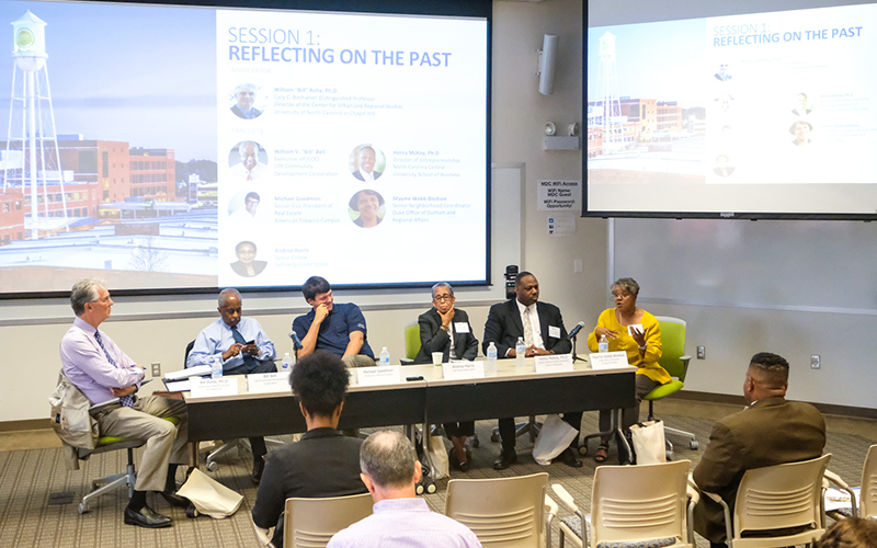 Downtown Durham Roundtable