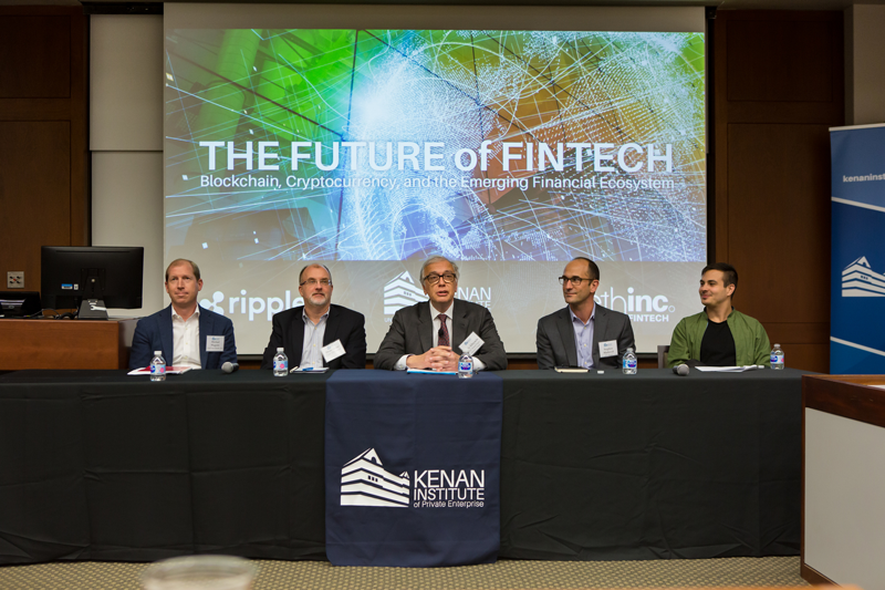 Future of Fintech Symposium