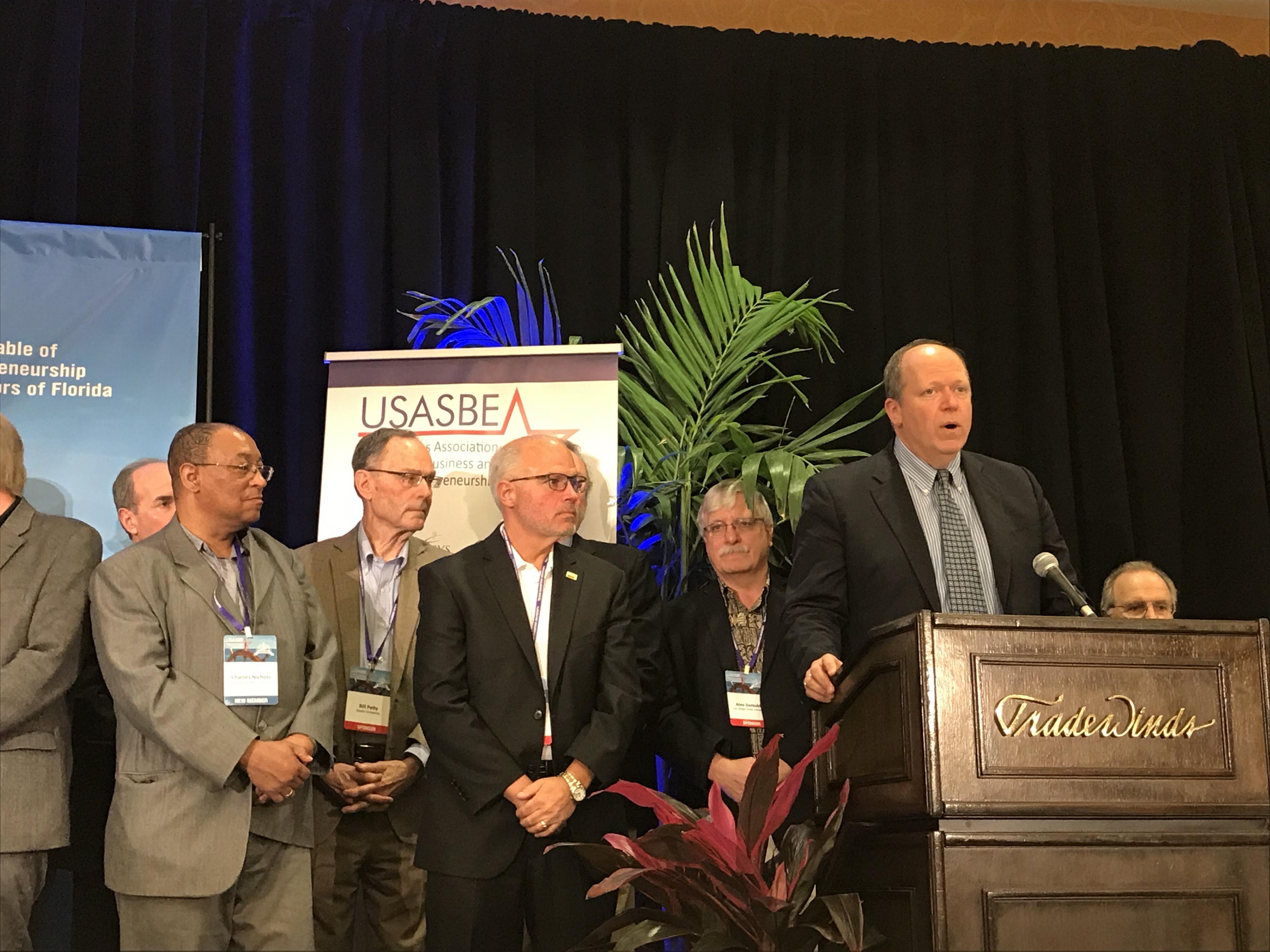 Ted Zoller Longenecker award
